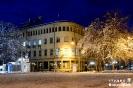 Пощата и емблематичния РЕП в Кюстендил